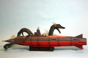 海底軍艦マンダ1