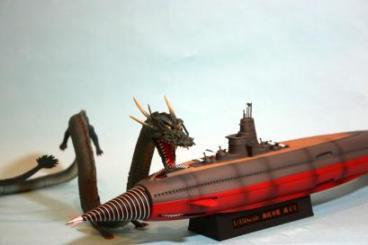 海底軍艦マンダ2