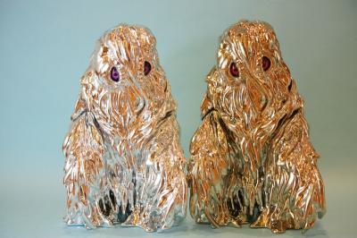 ヘドラ金銀比較