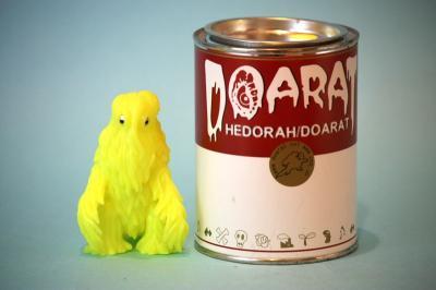 ヘドラDOARAT黄