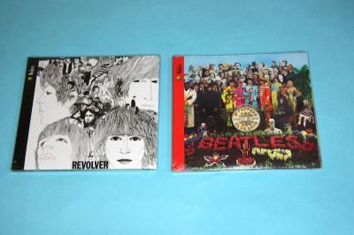ビートルズ CD4