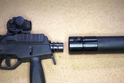 MP9サイレンサー2