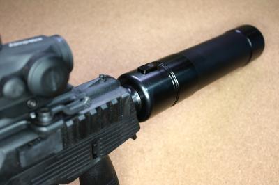 MP9サイレンサー