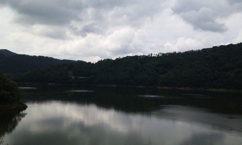 土師ダム2