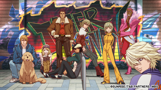 203Tiger and Bunny
