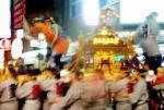 中洲祭り(國廣女御輿)