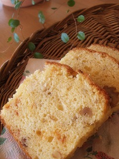 080303パウンドケーキ