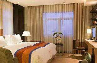 バンコク バンヤンツリー ホテル 部屋