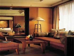 バンヤンツリーホテル