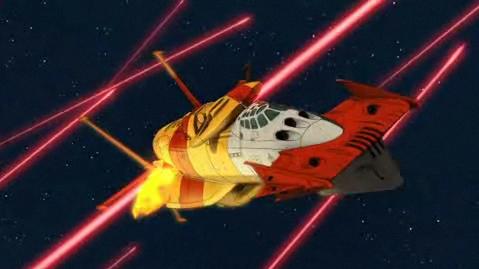 雪風型宇宙突撃駆逐艦