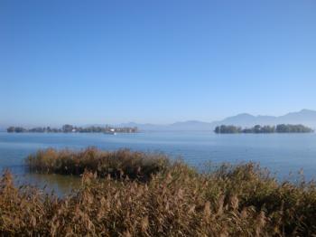 Fraueninsel  und Kraeuterinsel