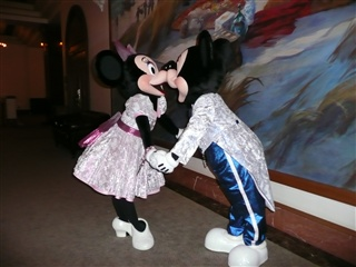 Mickey&Minnie②