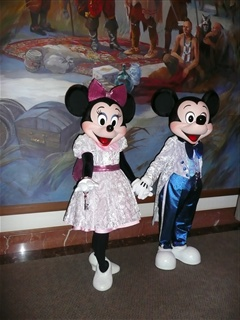 Mickey&Minnie③