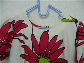 花コスチューム