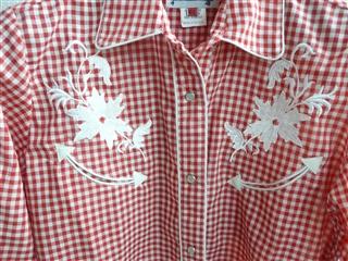 カントリーシャツ