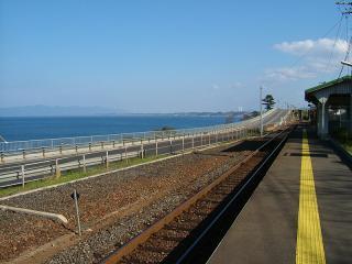 田儀駅(5)
