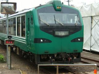 深浦駅(3)