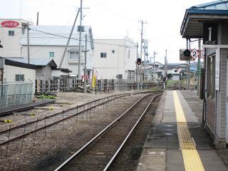 深浦駅(8)