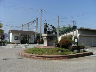 肥前竜王駅(13)