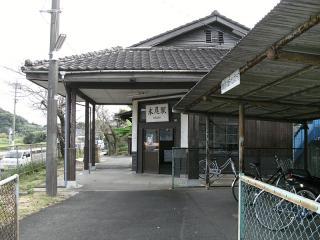 永尾駅(13)