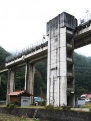 宇都井駅(2)