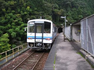 宇都井駅(3)