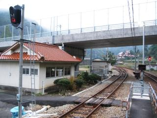 口羽駅(3)