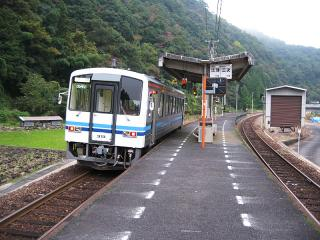 口羽駅(6)