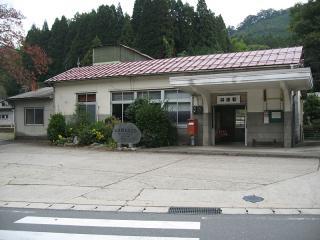 浜原駅(2)