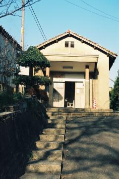 佐里駅旧駅舎(1)