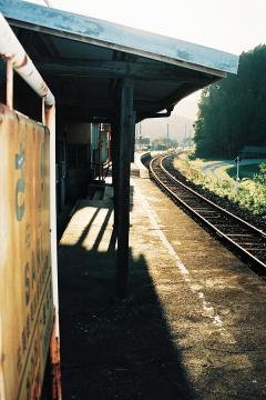 佐里駅旧駅舎(2)