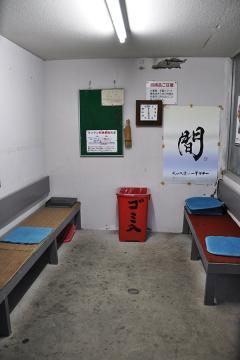 宇都井駅夕景(4)