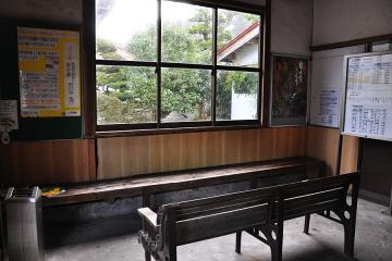 亀嵩駅(4)
