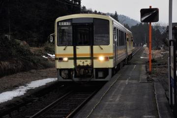 亀嵩駅(10)