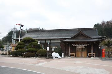 出雲横田駅(2)