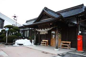 出雲横田駅(3)