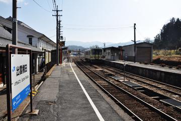 出雲横田駅(4)