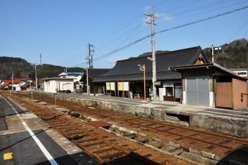 出雲横田駅(6)