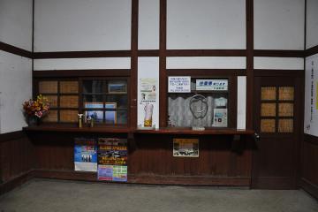 千綿駅の夜(4)