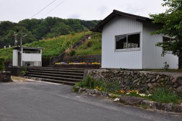 石見都賀駅(3)