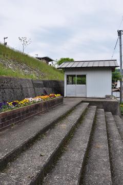 石見都賀駅(4)