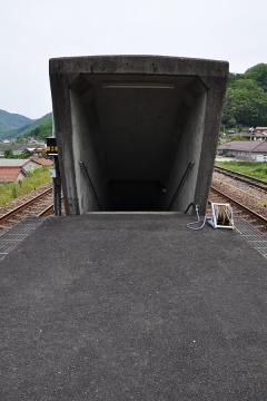 石見都賀駅(9)