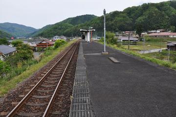 石見都賀駅(11)