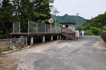 石見松原駅(2)