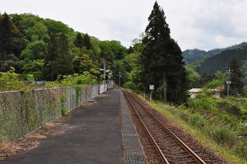 石見松原駅(4)