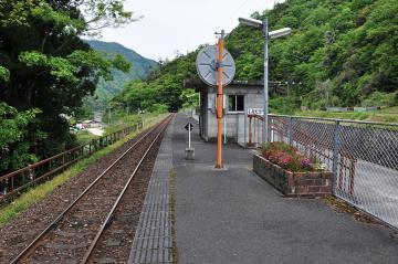 石見松原駅(5)