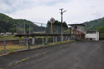 沢谷駅(2)