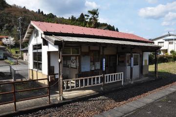 石見簗瀬駅(5)