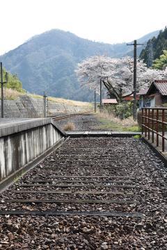 石見簗瀬駅(8)