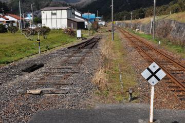 石見簗瀬駅(11)